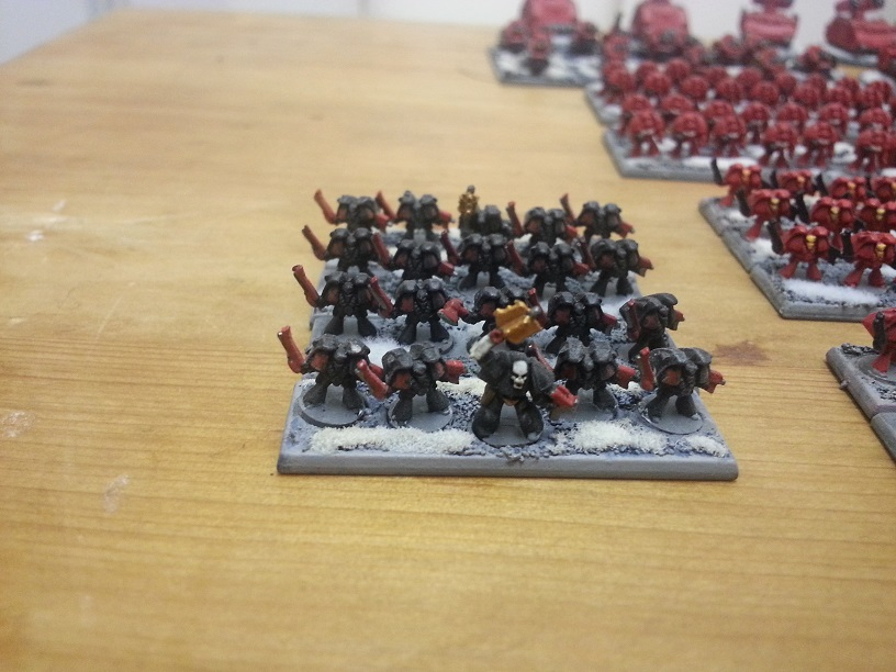 My Epic Blood Angels | Xenocidal's Wargaming Blog