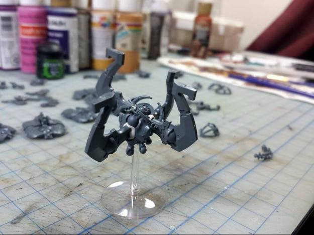 DIY Necron 7